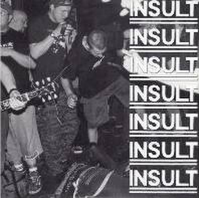 【中古】Insult / Voorhees - split 7''