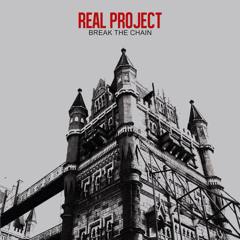 Real project - Break the chains CD