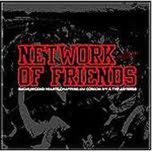 【卸売3枚セット】NETWORK OF FRIENDS 4 WAY SPLIT CD 【paypal決済可】