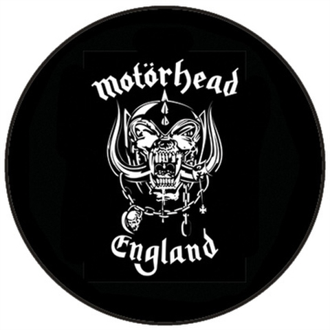 "Motorhead - logo 1"" pin button"