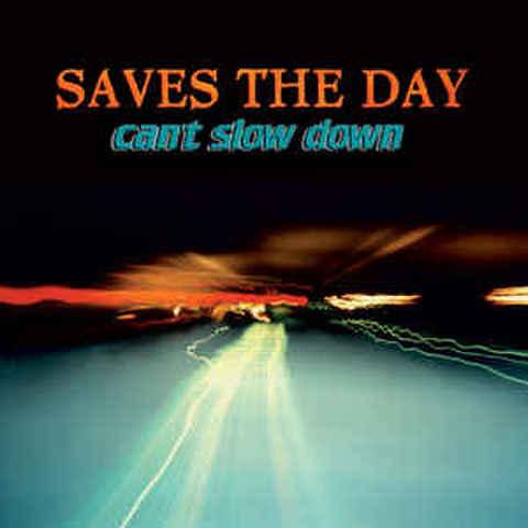 【中古】Saves The Day – Can't Slow Down LP