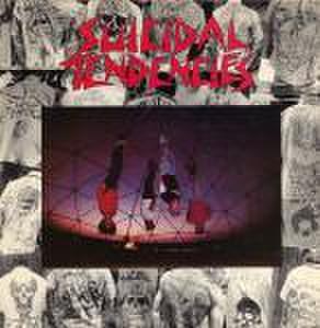 Suicidal Tendencies – Suicidal Tendencies LP
