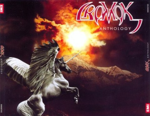 CROMOK - ANTHOLOGY CD