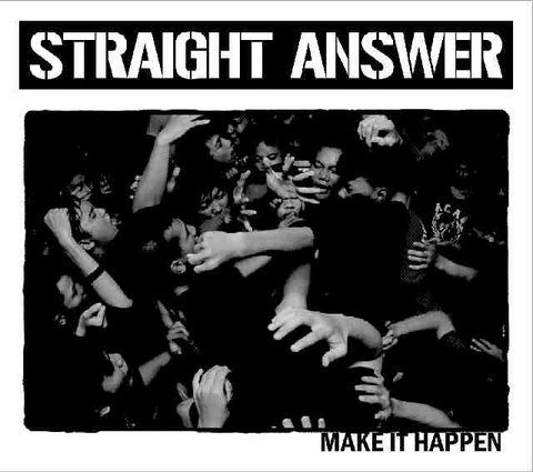 Straight Answer - Make it happen Cassette