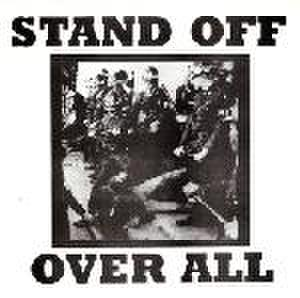 【中古】Stand off - over all 7''