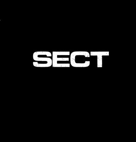 Sect - 1インチバッジ
