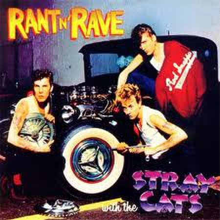【中古】Stray cats - rant'n'rave CD