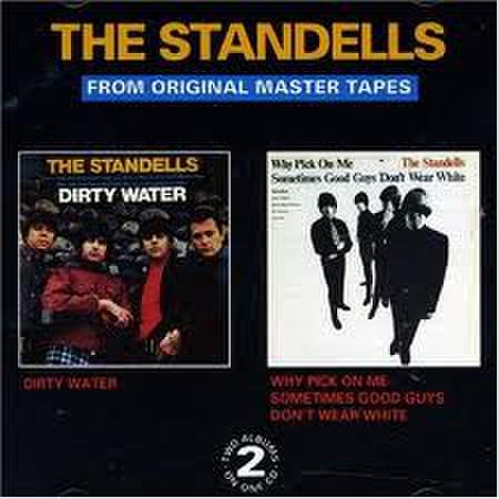 【中古】The Standells - Dirty water / Why pick on me CD