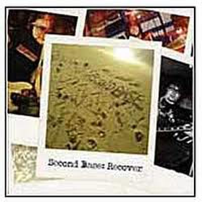 Second Base - Recover CD