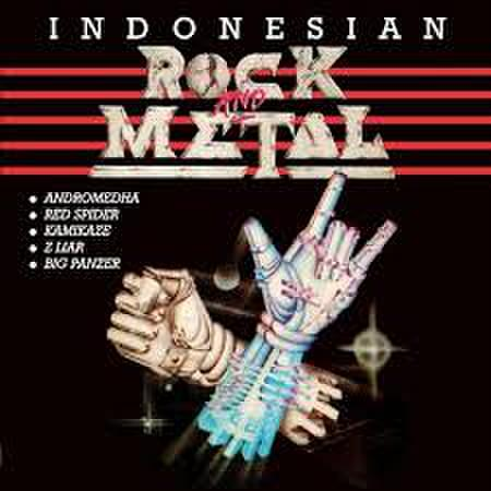 VA / Indonesian Rock and Metal vol-1 CD