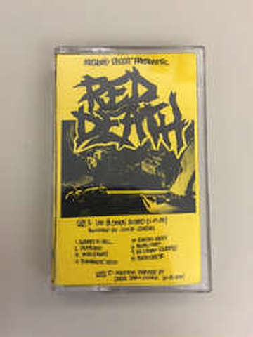 RED DEATH - Live Series CASSETTE