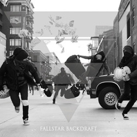"Fallstar ""Backdraft"" CD"