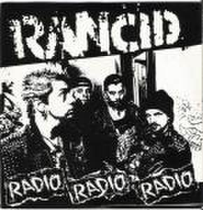 """【中古】Rancid - Radio Radio Radio 7"""""""