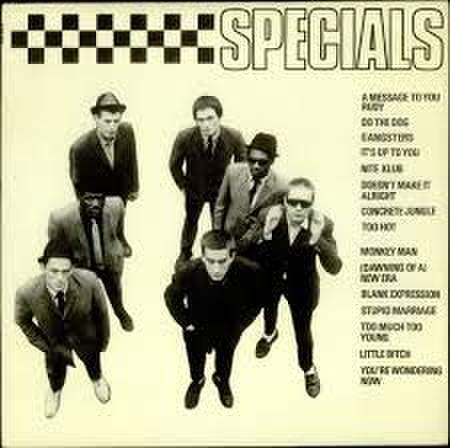 【中古】Specials - S.T LP