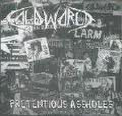 【中古】Cold world  - pretentious asshole 7''