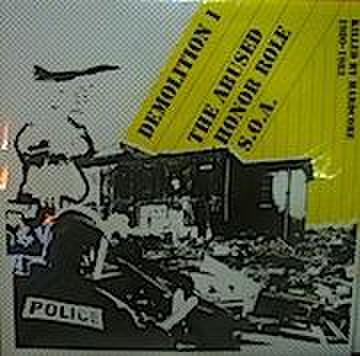 V.A. Demolition - Part 1 LP