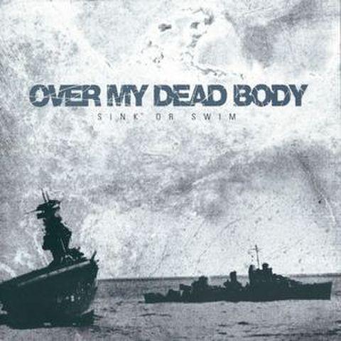 【中古】Over my dead body - sink or swim LP