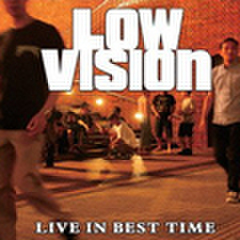 Low vision - Live in best time CD