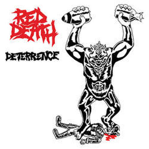 "Red Death ""Deterrence"" 7"""