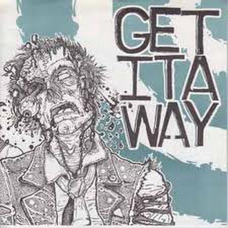 【中古】Get it away - S.T 7''