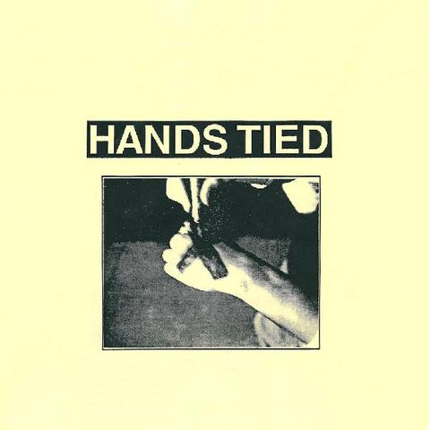 Hands Tied - 3.2cmサイズProject-Xリップオフバッジ