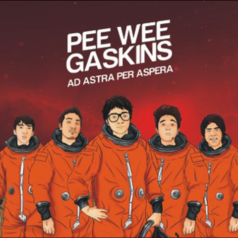 Pee wee Gaskins - Ad astra per aspera CD