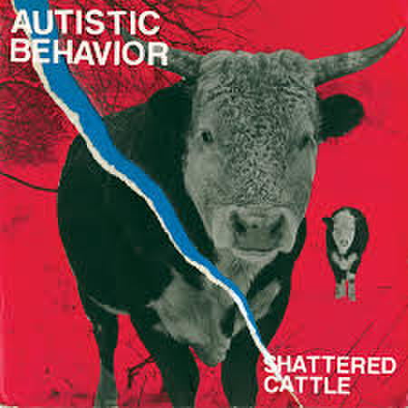 Autistic Behavior- Shattered Cattle LP