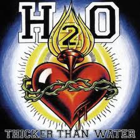 【中古】H2O - Thicker Than Water LP