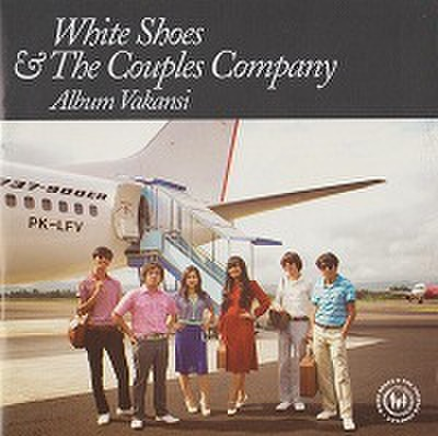 White shoes & couple company - Album vakansi CD