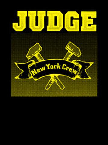 Judge NY CREW - T shirt