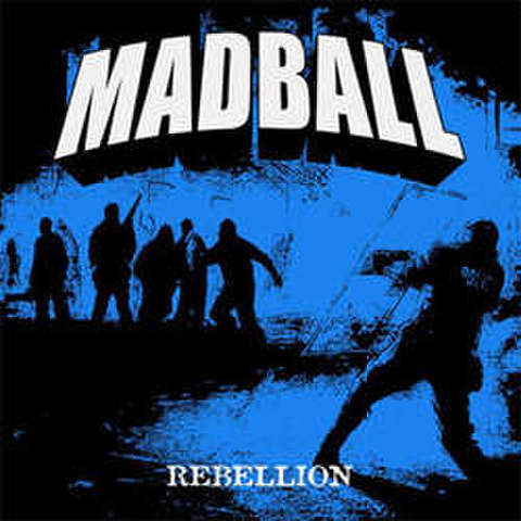 Madball ‎– Rebellion 7""