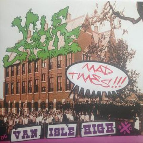 【中古】Vile Style ‎– Mad Times At Van Isle High 7""