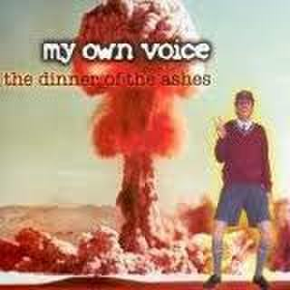 MY OWN VOICE - the dinner of the ashes CD