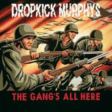【中古】Drop kick murphys - The Gang's all here LP