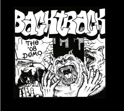 Backtrack - 3.2cmサイズバッジ