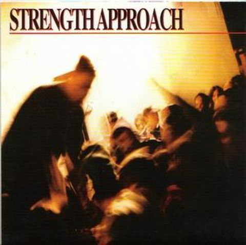 【中古】STRENGTH APPROACH - S.T  7''