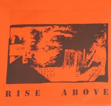 【中古】Rise Above - B is for bootleg 7""