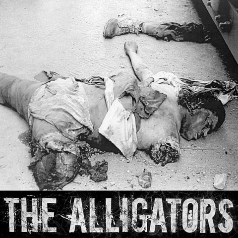 THE ALLIGATORS - S.T 7''