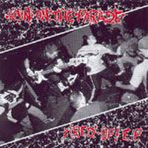 【中古】Rain on the parade - Fired UP 7''【超レア】dnt150
