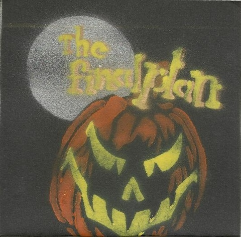 "【中古】The Final plan - Dead end nights 7""【ハロウィン・プレス】"