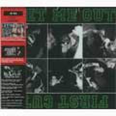 【卸売3枚セット】Let me out/First cut split CD【Paypal決済可】