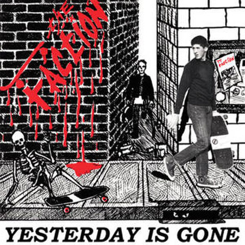 Faction- Yesterday Is Gone 12""