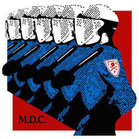 "M.D.C.""Millions of Dead Cops-Millenium Edition""LP"