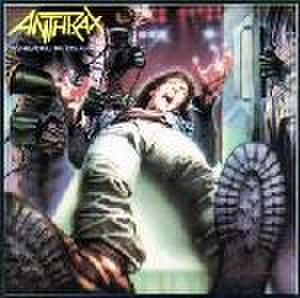 【中古】Anthrax - Spreading the disease LP
