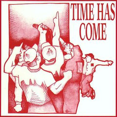 【中古】Time Has Come  ‎– Worse Comes To Worse 7""