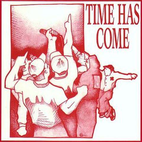 """【中古】Time Has Come  – Worse Comes To Worse 7"""""""
