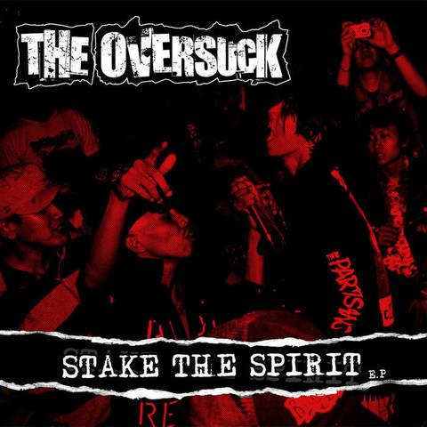 The oversuck - stake the spirit  Cassette
