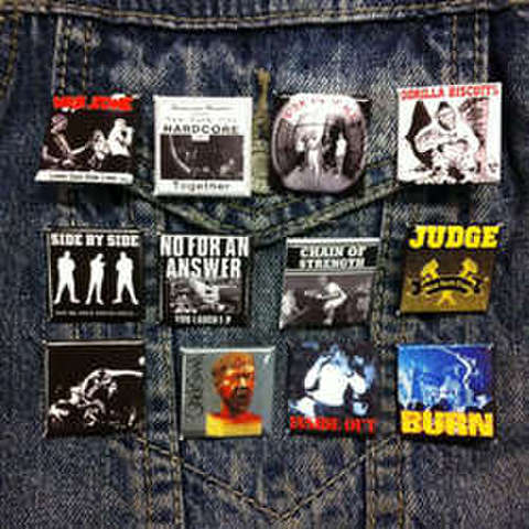Revelation Records Button Pack 12コセット