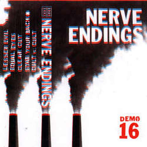 "Nerve Endings ""Demo '16"" CS"