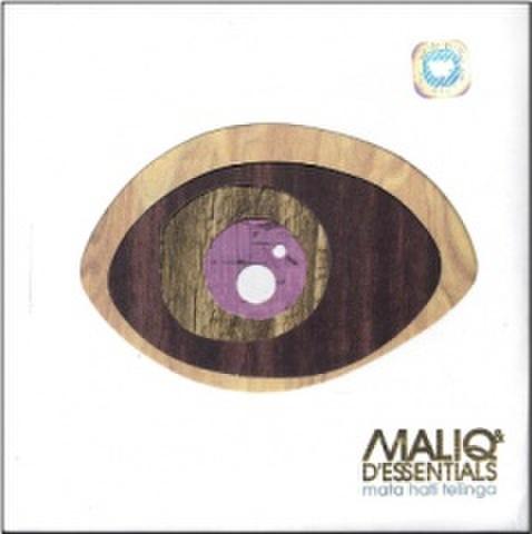 Maliq & D'essentials - mata hati telinga CD